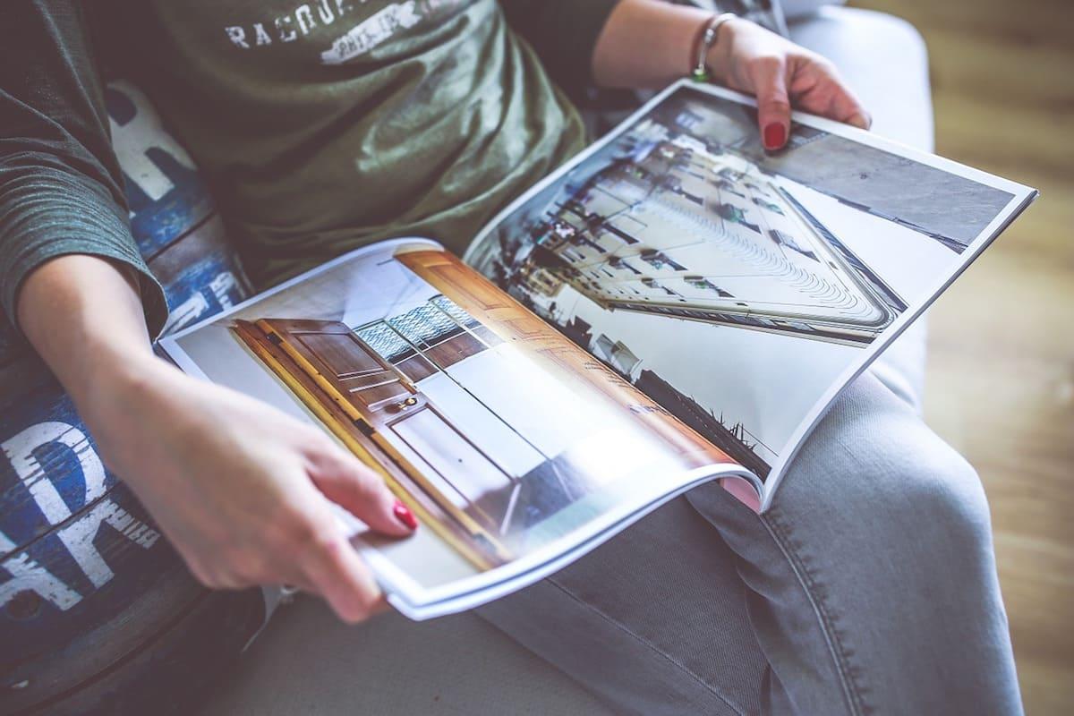 カタログを読む
