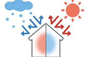 家の断熱性能