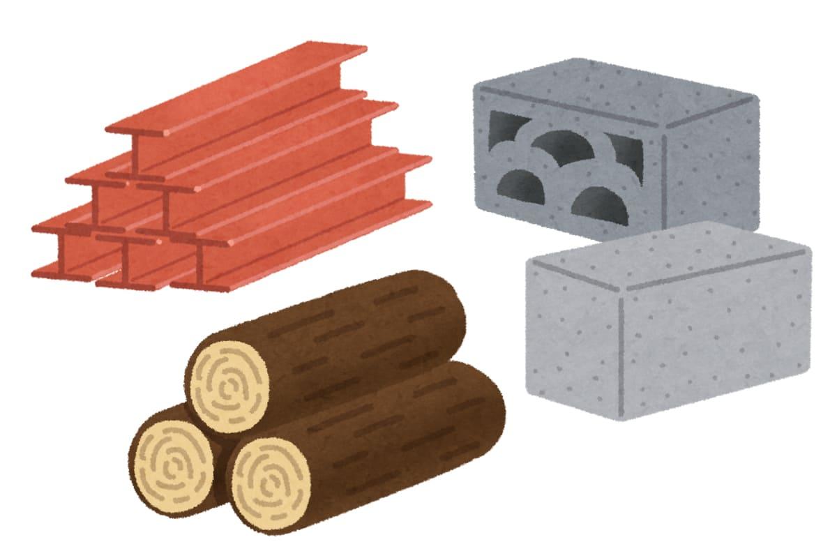木と鉄とコンクリート